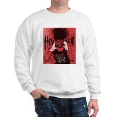 Haymaker By Crabapple Red Sweatshirt