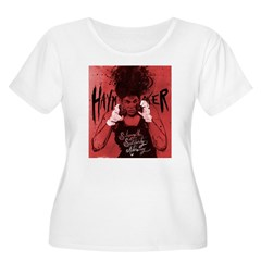 Haymaker By Crabapple Red Plus Size T-Shirt
