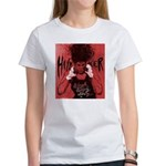 Haymaker By Crabapple Red Women's T-Shirt