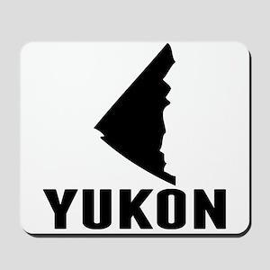 Yukon Silhouette Mousepad