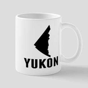 Yukon Silhouette Mugs