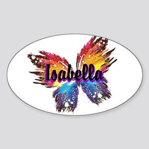 Personalize Butterfly Sticker