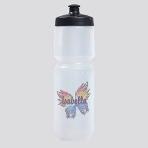 Personalize Butterfly Sports Bottle