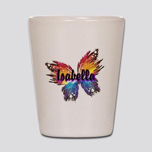 Personalize Butterfly Shot Glass