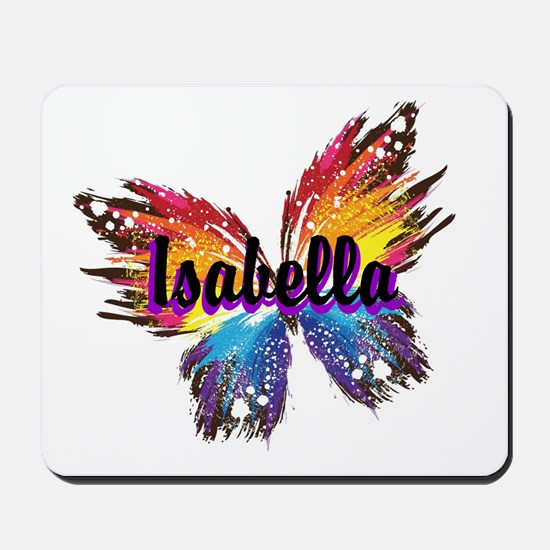 Personalize Butterfly Mousepad