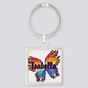 Personalize Butterfly Keychains