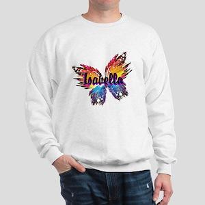 Personalize Butterfly Sweatshirt