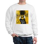 Haymaker By Crabapple Yellow Sweatshirt