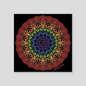 Namaste Mandala Sticker