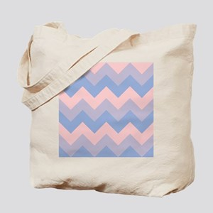 Chevron pattern with Pantone 2016 colors serenity