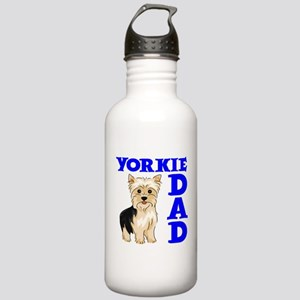 YORKIE DAD Stainless Water Bottle 1.0L
