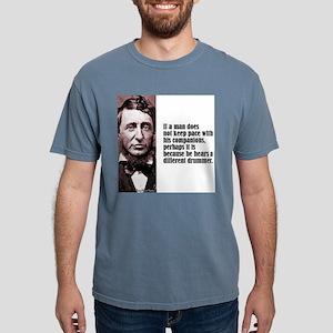 "Thoreau ""Different Drummer"" T-Shirt"