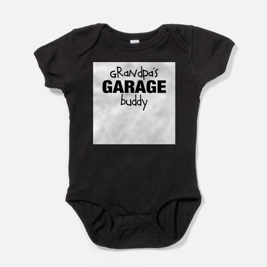 Cute Grease monkey Baby Bodysuit