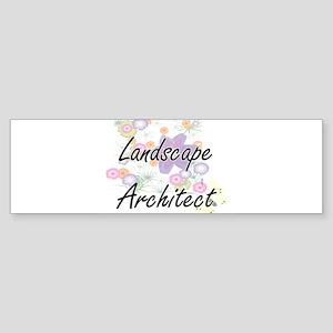 Landscape Architect Artistic Job De Bumper Sticker