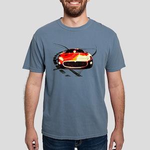 Maserati Style Women's Cap Sleeve T-Shirt