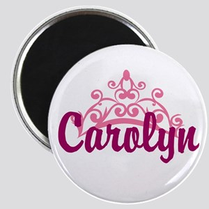Princess Crown Personalize Magnets
