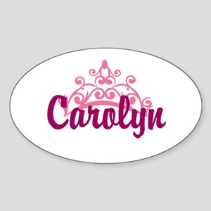 Princess Crown Personalize Sticker