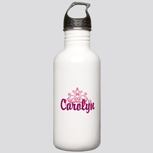 Princess Crown Personalize Water Bottle