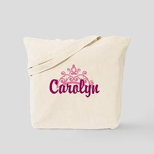 Princess Crown Personalize Tote Bag