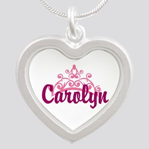 Princess Crown Personalize Necklaces
