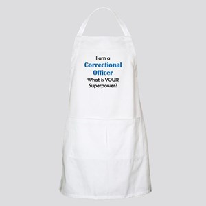 correctional officer Apron