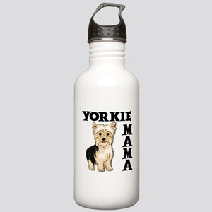 YORKIE MAMA Stainless Water Bottle 1.0L
