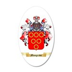 Musgrave 20x12 Oval Wall Decal