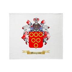 Musgrave Throw Blanket