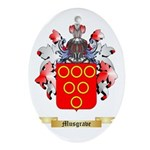 Musgrave Oval Ornament