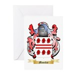 Musckie Greeting Cards (Pk of 10)