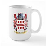 Musckie Large Mug