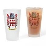 Musckie Drinking Glass