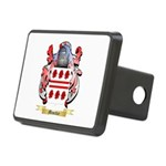 Musckie Rectangular Hitch Cover