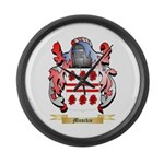 Musckie Large Wall Clock