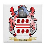 Musckie Tile Coaster