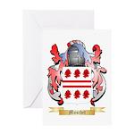 Muschet Greeting Card