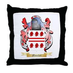 Muschet Throw Pillow