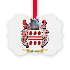Muschet Ornament