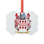 Muschet Picture Ornament