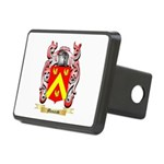 Musaiov Rectangular Hitch Cover