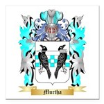 Murtha Square Car Magnet 3