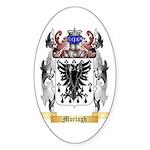 Murtagh Sticker (Oval 10 pk)