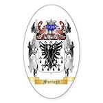 Murtagh Sticker (Oval 50 pk)