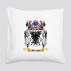 Murtagh Square Canvas Pillow