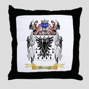 Murtagh Throw Pillow