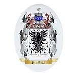 Murtagh Oval Ornament