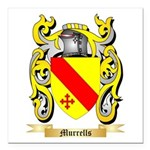 Murrells Square Car Magnet 3