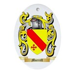 Murrell Oval Ornament