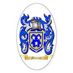 Murray Sticker (Oval 50 pk)