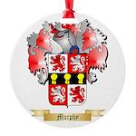 Murphy Round Ornament